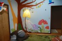 Enchanted play room